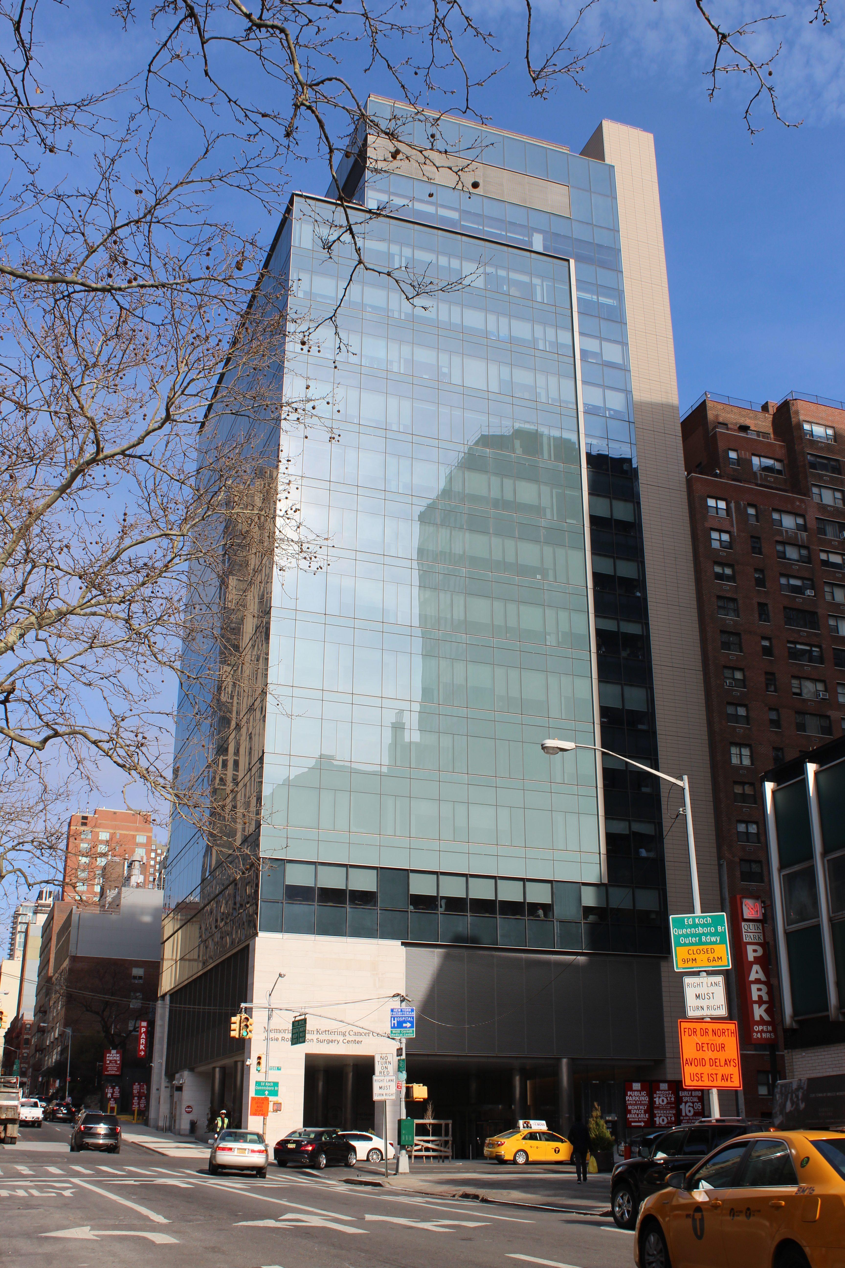 MSK East Side Manhattan